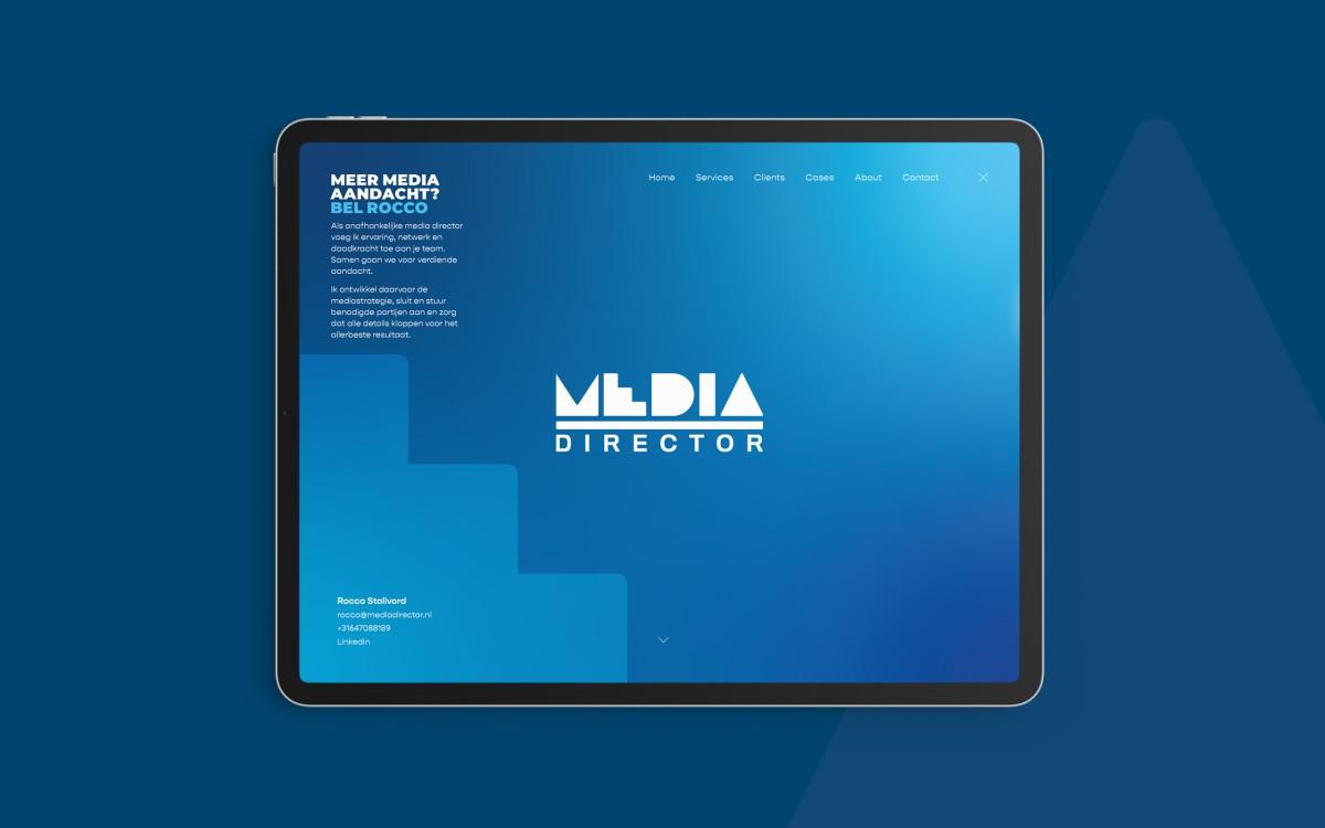Media Director Identiteit