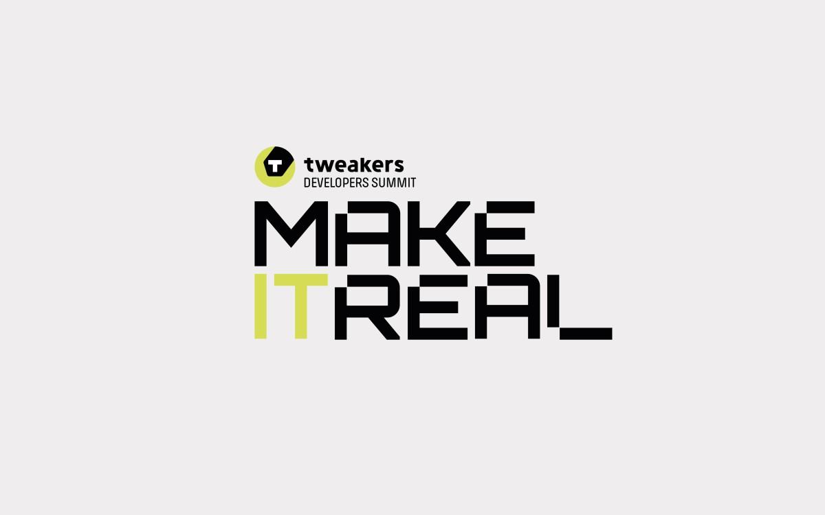 Tweakers Developers Summit event branding
