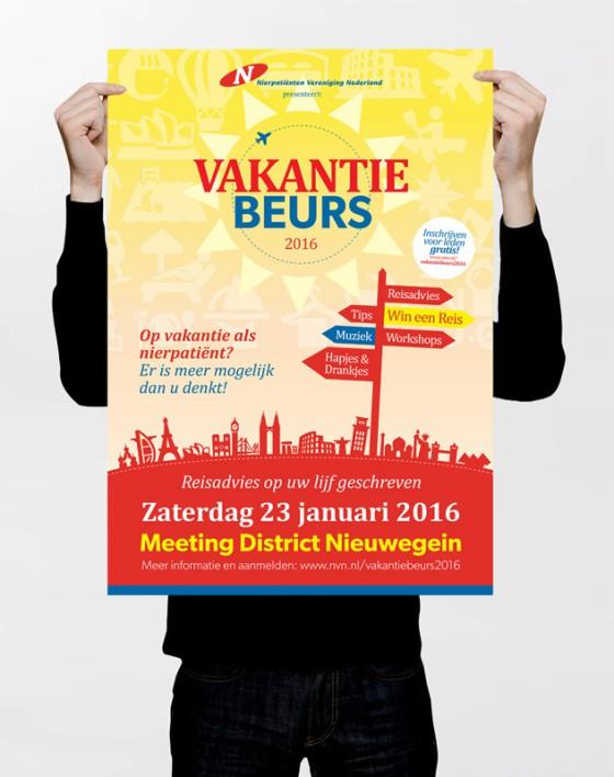 Nierpatiënten Vereniging Nederland – Vakantiebeurs