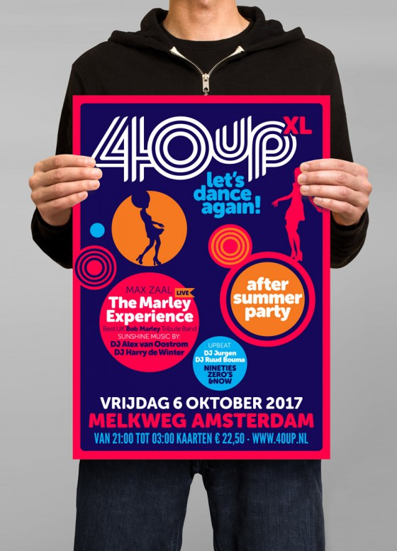 40up – Let's Dance Again